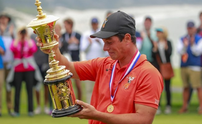 Viktor Hovland Of Norway Caps Dominant Week With Dominant