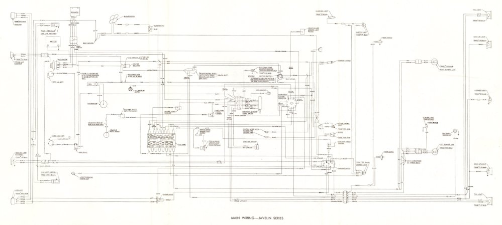 medium resolution of amc amx wiring diagram images gallery