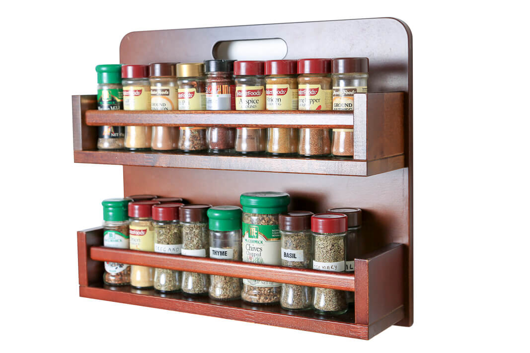 In Cabinet Spice Rack. Kitchen Spice Racks For Cabinets