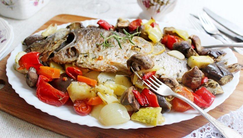 «Мусорная» рыба — карп