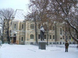 Моя встреча с Московским Домом пионеров, в литературной студии которого я провёл пять лет, с 1936 г. по 1941 г.