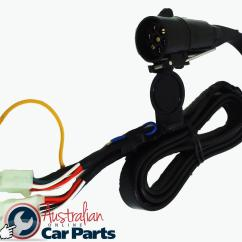 Vy Vz Stereo Wiring Diagram Nissan Frontier Timing Chain Trailer Harness Suitable For Holden Commodore Vt Vx