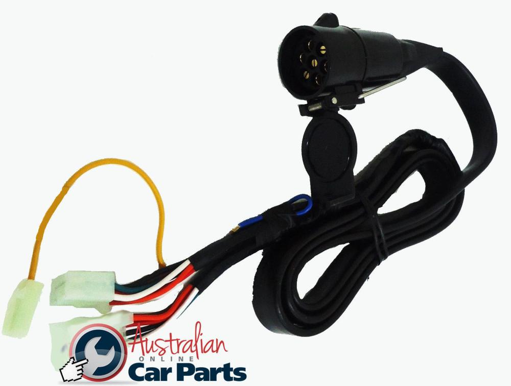 medium resolution of trailer wiring harness suitable for holden commodore vt vx vy vz genuine round plug 92140147