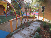Edible Kids Gardens Permascape Architect Edible And Sensory