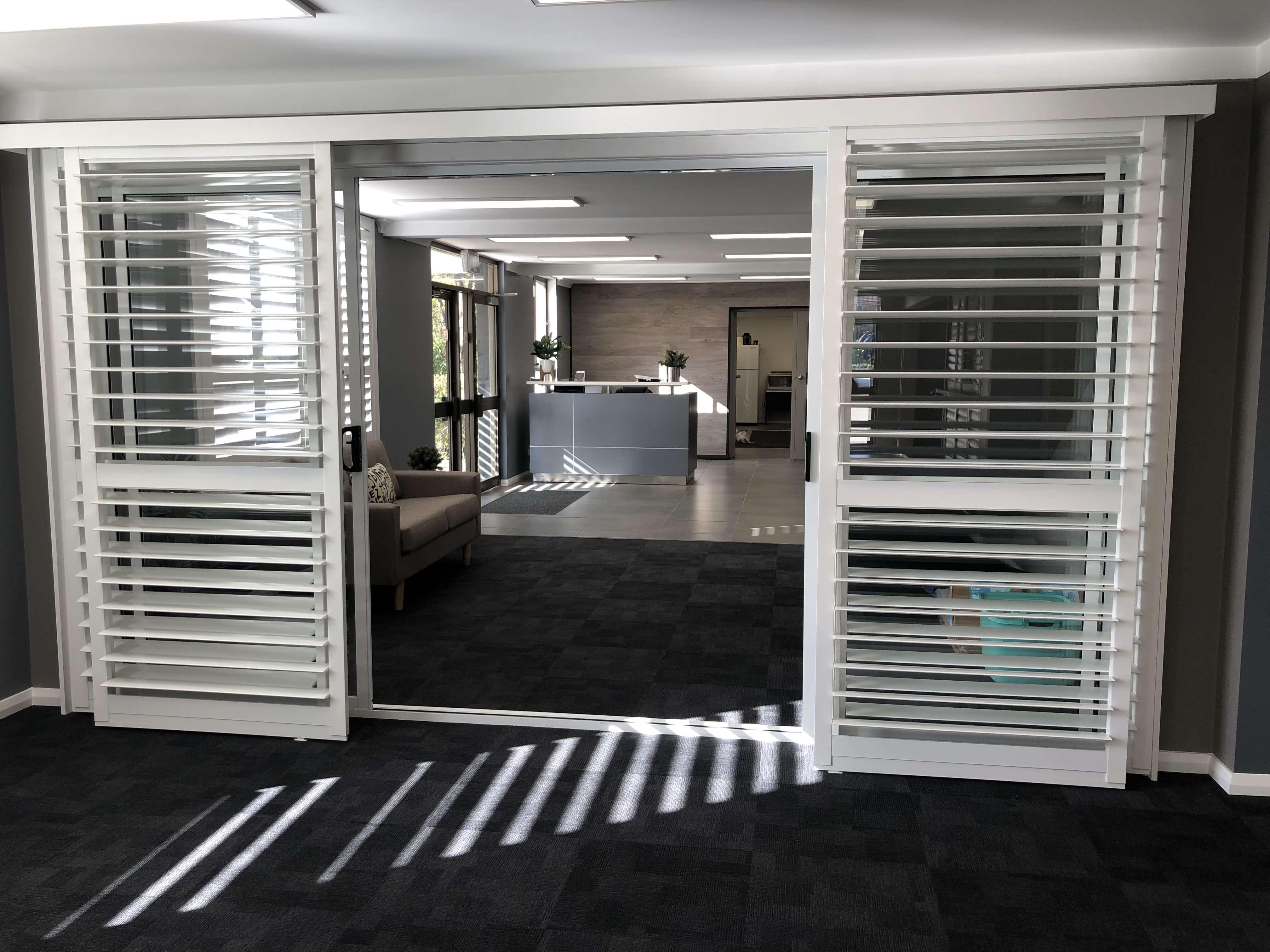 Sliding Shutters Best Interior Shutters Australian
