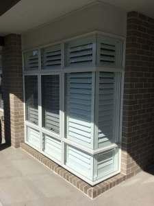 Corner Window Shutters Newcastle Interior Shutters