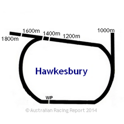 Hawkesbury Racecourse track info, scratchings, live odds