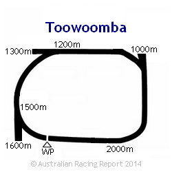 Toowoomba Racecourse track info, scratchings, live odds