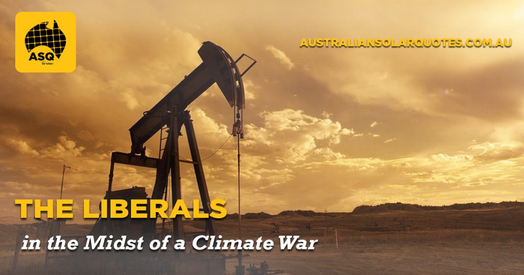 Coalition in the Midst of a Climate War