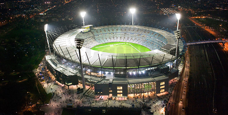 Sports Quotes Wallpapers Hd The Mcg Looks To Home Solar Power To Light Up