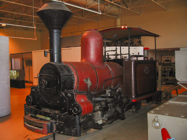 Fowler Steam Engine