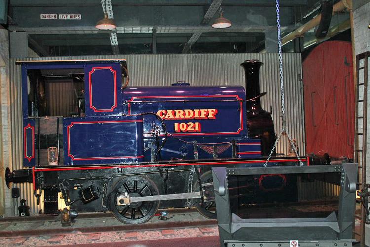 Preserved Steam Locomotives Down Under 1021