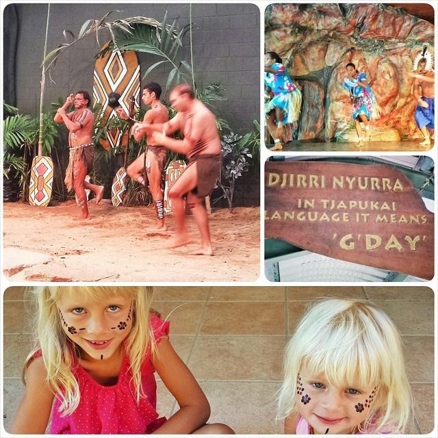 المشاركة في الجولات التعريفية بثقافة السكان الأصليين