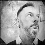 Patrick Kloepfer, geboren 1970 in London, Artdirektor, Producer, Grafiker und DJ.