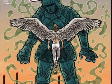 Austrian Superheroes Heft #6 Cover