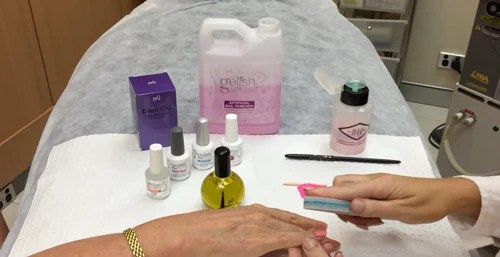 Want to know how to remove Gelish nail polish correctly?