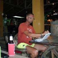 auf Koh Samui am Bo Phut Beach