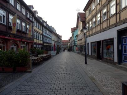 Fussgaengerzone-Wernigerode