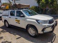 Toyota Hilux 2.4 D Asco Car Hire