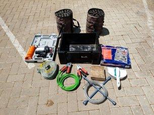 Asco Car Hire Werkzeug
