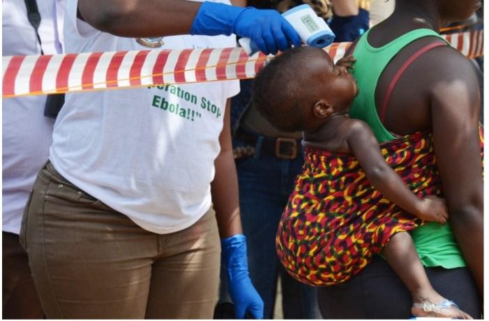 L'épidémie d'Ebola «n'est pas encore endiguée»
