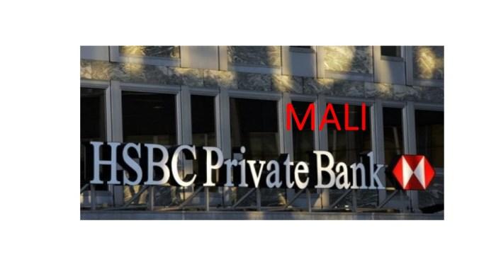 HSBC : Mali