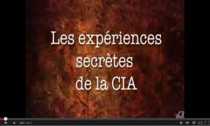 GUERRE CHIMIQUE : Quand la CIA menait des expériences sur des cobayes français