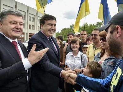 Les objectifs des USA et les tâches qui attendent Saakashvili à Odessa