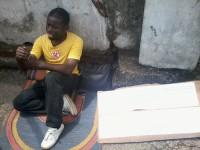 Le journaliste Emmanuel Yimga en prison pour « trouble à l'ordre public » QU'ELLE HONTE !