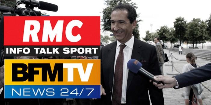 L'israhellien Drahi s'offre le groupe de BFMTV et passe à la vitesse supérieure dans les médias