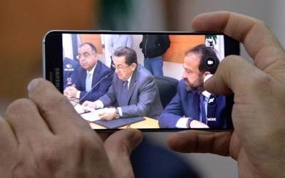 Saisie d'un vaste réseau de communication au Liban