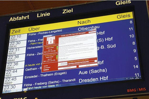 Cyberattaque mondiale : comment vous protéger contre les logiciels de racket numérique