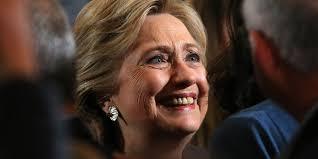 Hillary Clinton « En Marche ! »
