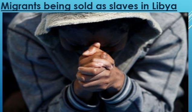 Reportage exclusif / Personnes à vendre  :Où des vies sont vendues aux enchères pour 400 $