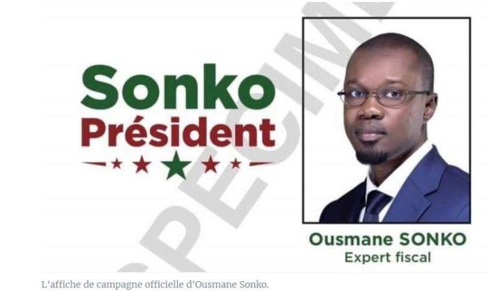 Portrait de candidat : Ousmane Sonko, l'étoile montante