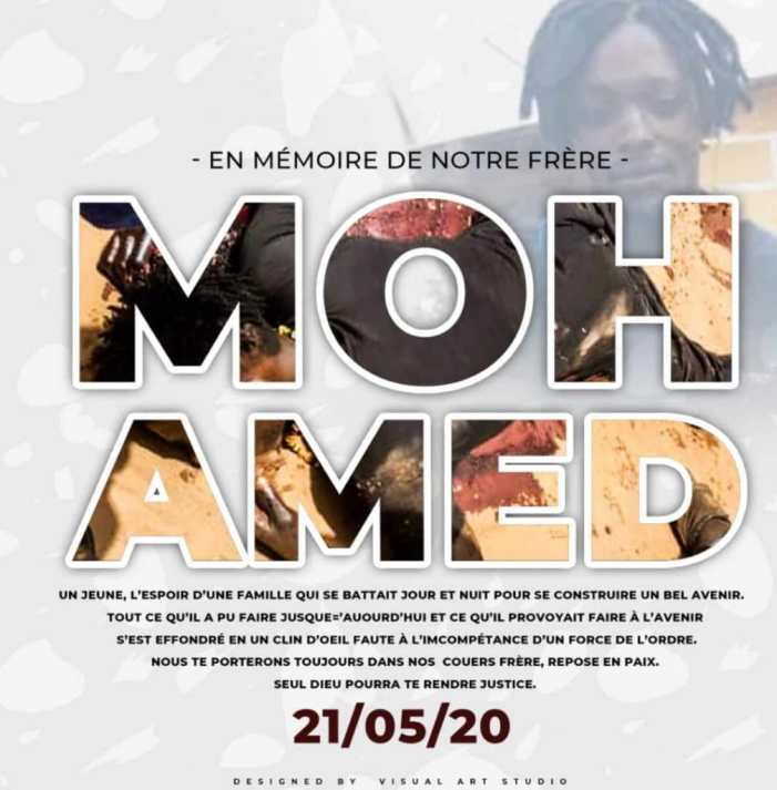 🔴  * JUSTICE POUR MOHAMED *