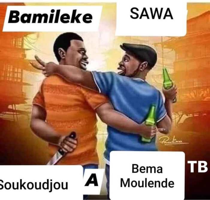 NE LAISSEZ PLUS LA TRIBU AUX TRIBALISTES ET LA RACE AUX RACISTES Par Timba Bema.