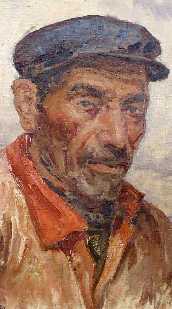 Lionel FLOCH portrait dun marin pecheur de bretagne
