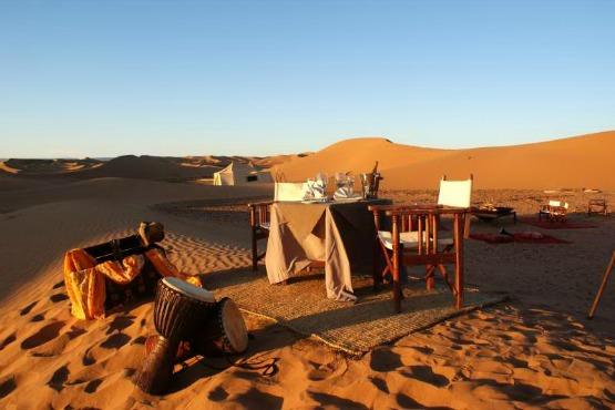 Marrakech Desert Tour to Erg ChigagaErg Chegaga 3 Days