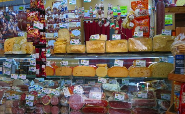 Getting To Know Buenos Aires Food Stores