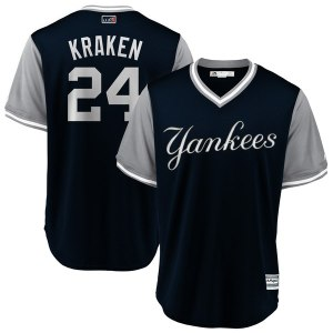 Men's New York Yankees Gary Sanchez
