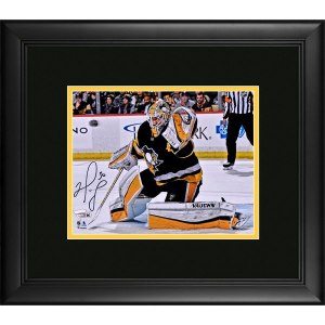 Autographed Pittsburgh Penguins Matt Murray Fanatics Authentic Framed 8