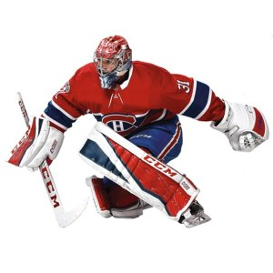Montreal Canadiens Carey Price Fathead Life Size Removable Wall Decal