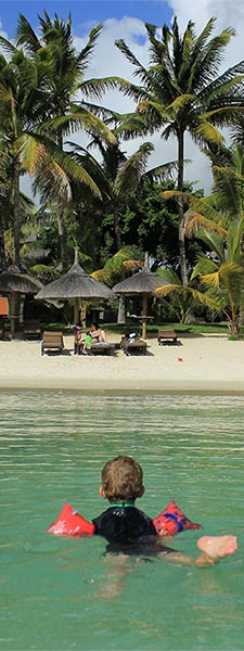 Family friendly Mauritius Resorts