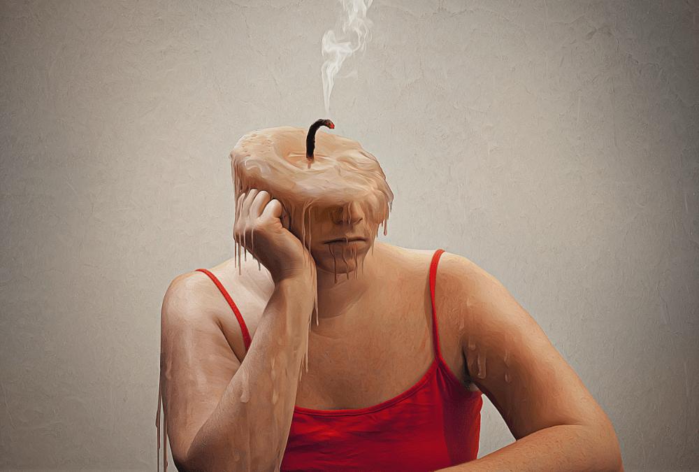 poor life balance burnout