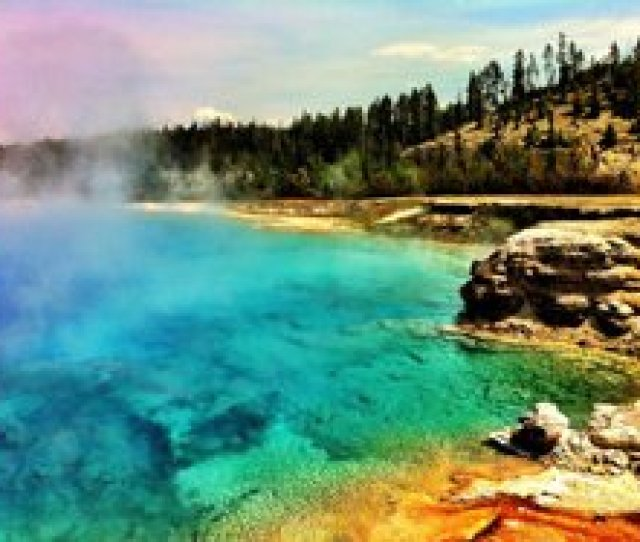 Yellowstone Wyoming