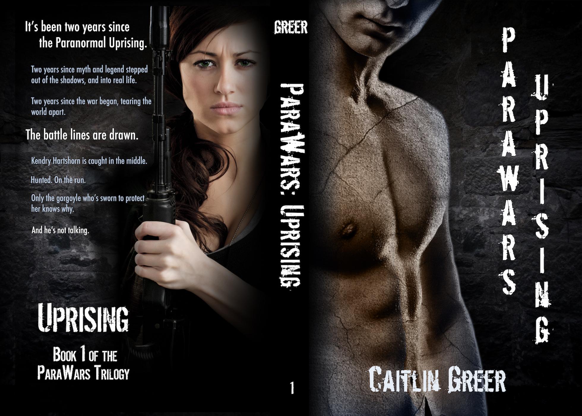 PARAWARS: UPRISING - Caitlin Greer