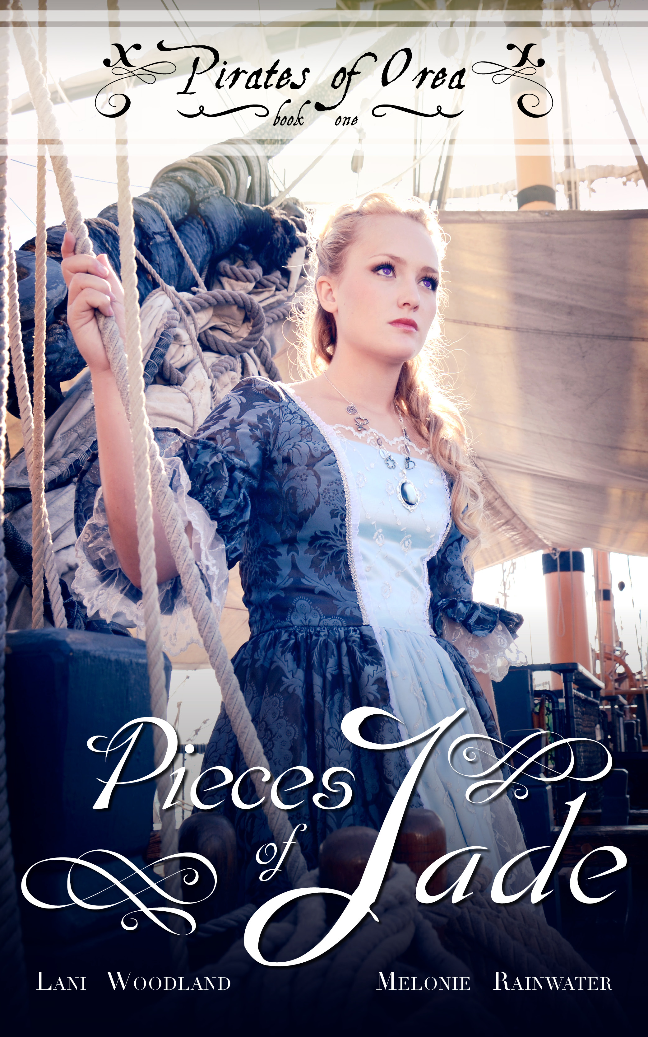 PIECES OF JADE - Lani Woodland & Melonie Rainwater