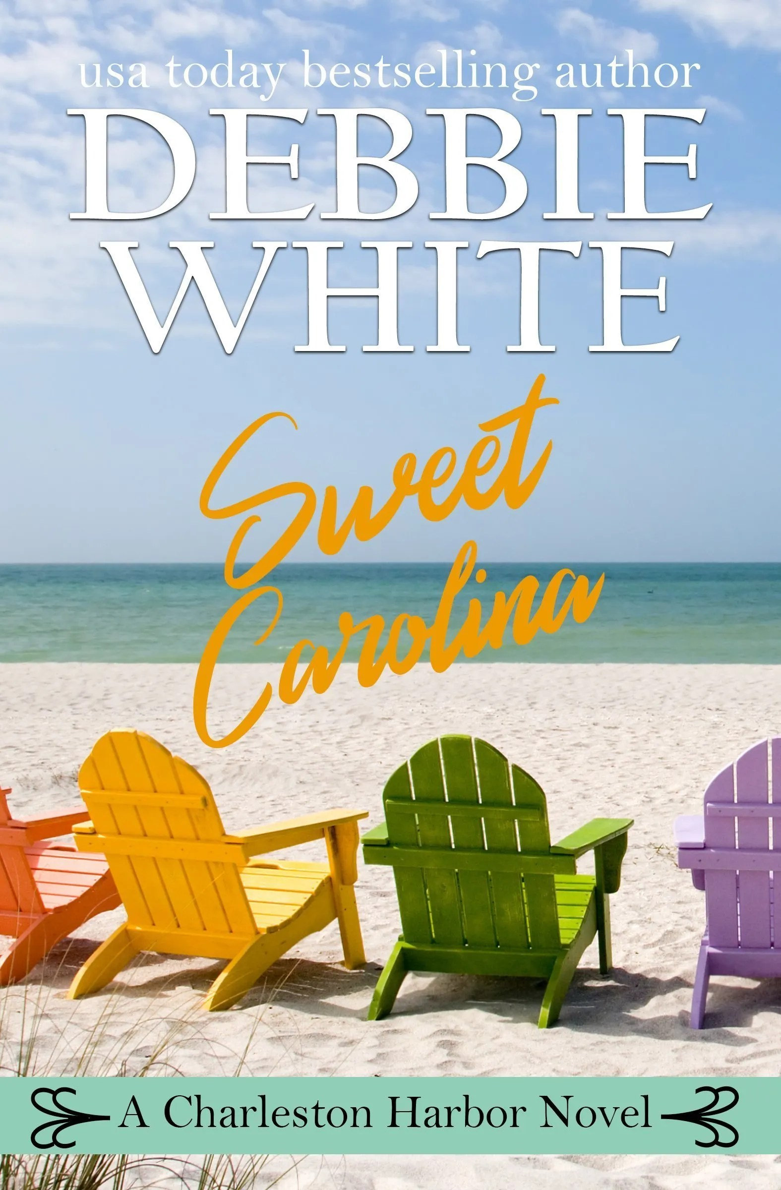 Sweet Carolina Cover