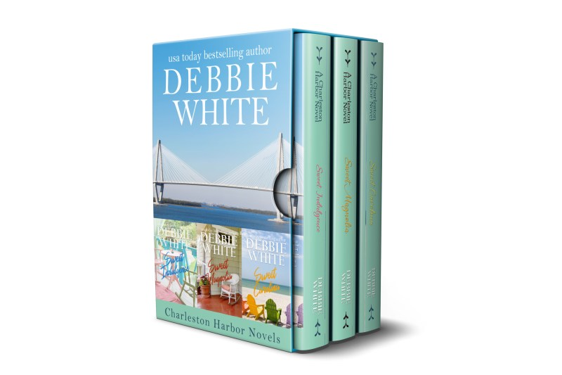Charleston Harbor Novels Box Set